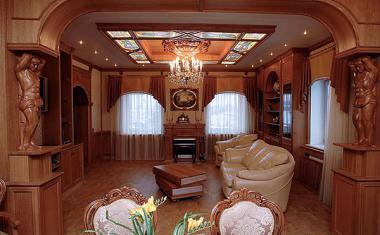 wooden-arches-in-interior
