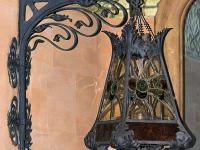 wrought-iron-lamps-in-barselona